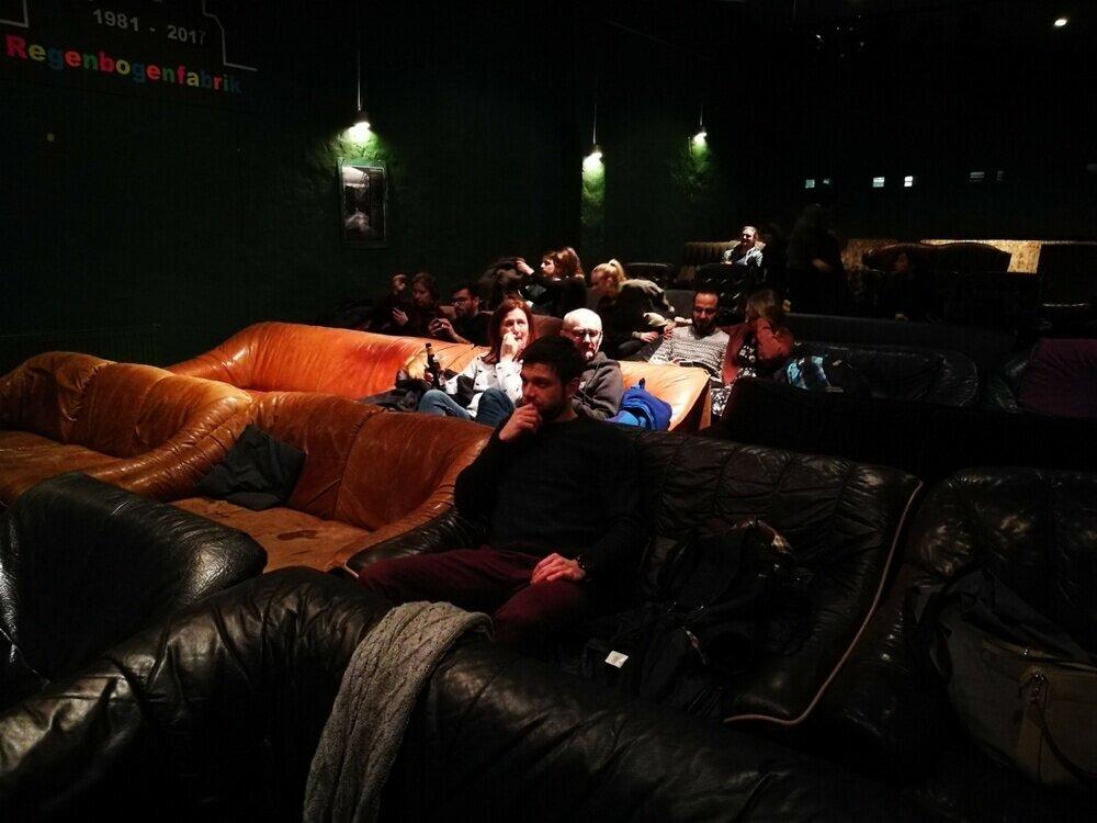 Regenbogen Kino Berlin