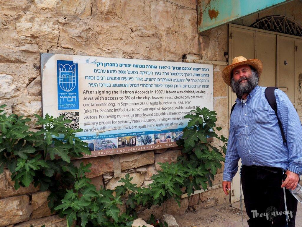 Hebron przewodnik wycieczka