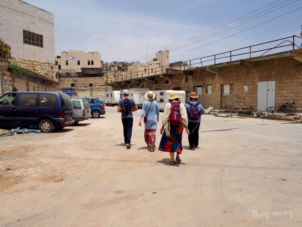 Hebron wycieczka