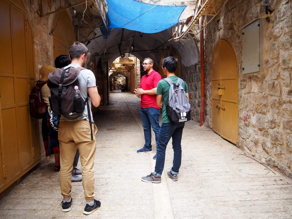 Hebron Dual Narrative Tour